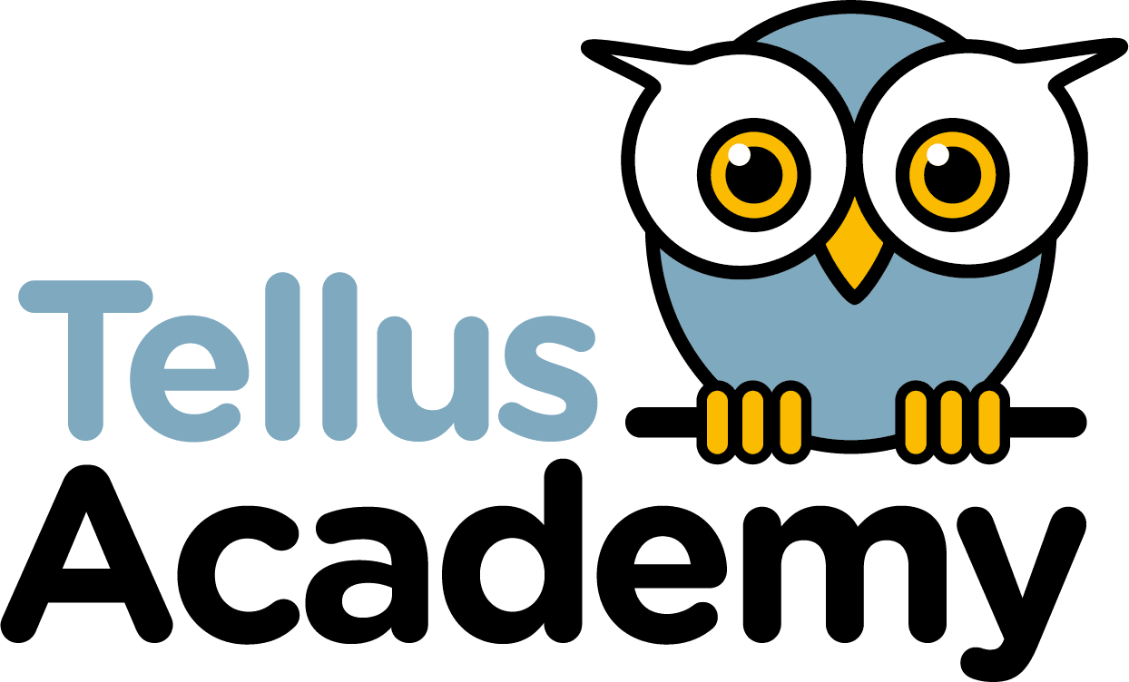 Logotyp för Tellus Academy